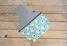 Knitting project bag pattern