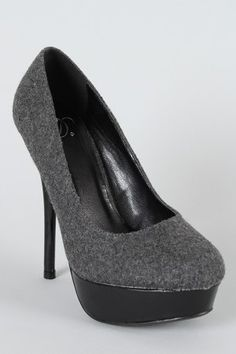Need some black pumps...just bought em. And NOW THEY ARE FOR SALE! They are too tall!!! $25+shipping. It was a Black Friday deal....Here is your chance before I list them on ebay. Size 6.