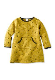 8623e53866c86d Sweatkleid aus reiner Bio-Baumwolle - hessnatur Deutschland Kids Prints