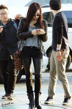 Airport Look On Pinterest Airport Fashion Snsd And Airports