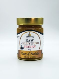 Honey is a sweet, viscous food substance made by honey bees and some related insects, such as stingless bees Raw Honey, Honey Bees, Australian Honey, Stingless Bees, Beeswax Polish, Creamed Honey, Bee Pollen, Golden Color, Candle Jars