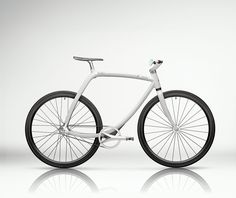 77 011 Metropolitan Bike    Designed in Italy, boasts excellence in its carbon and billet aluminum construct. Click image for more