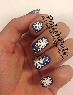 Polish Pals: Pretty Snowflake Tutorial