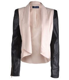 Lob, Must Haves, Leather Jacket, Blazer, Jackets, Fashion, Online Shopping, Fall Winter, Sacks