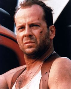 Die Hard!  I watch this every Christmas!