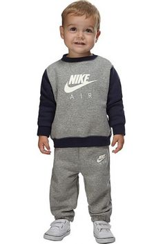 the latest ec67d 6fb3b Baby tracksuits - Nike Kids Air Suit Infants - Only at JD -   ,