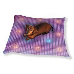 Uneekee Hexagon Resurrection Dog Pillow Luxury Dog / Cat Pet Bed