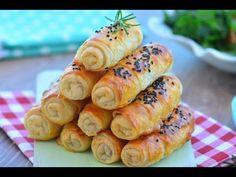 Unlu Buzluk Böreği Nasıl Yapılır? -Hülya Cavidan Ketenci- Börek Tarifleri - YouTube