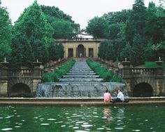 Meridian Hill Park | 12 acre national park with the largest cascading water fountain in North America, views of the Washington monument, great picnic grounds and a weekly drum circle.