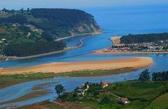 Ría de Villaviciosa, Comarca de la sidra