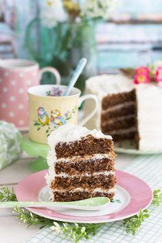 <p>Cuando descubrí por primera vez el Pastel de Colibri, pensaba que podía ser imposible que una variación de tarta de zanahoria podría estar aún más rica!. El Pastel de Colibri o Hummingbird es una deliciosa combinación de canela, que junto con…</p>