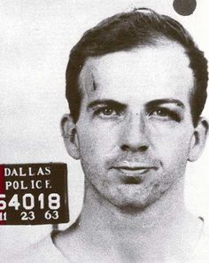 Lee Harvey Oswald( Accused Assasin of President John F. Kennedy) 1839-1963