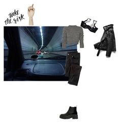 """""""#147"""" by ollie77761 ❤ liked on Polyvore featuring HAY, Agent Provocateur, Carven, Wrap and Jeffrey Campbell"""
