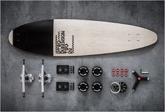 DIMENSION TWO LONGBOARDS | Image in BOARDS