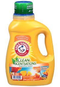 ARM & HAMMER™ Clean Scentsations™, Sun-Kissed Flowers