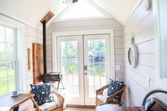 16ft Tiny Cottage on Wheels by Free Range Homes 002