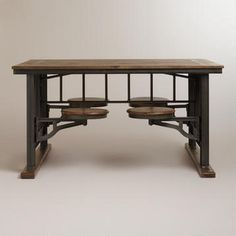Galvin Cafeteria Table - World Market $700