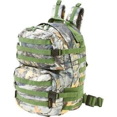 HUNTING CAMO BACK PACK