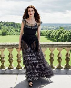 This is yet another of our favourite shots from our October issue cover shoot with Rachel Weisz. (Weisz wears @dior dress with @debeersofficial jewellery by @agatapospieszynska and styled by @leithclark) #BazaarLoves #Bazaar150 #RachelWeisz #Fashion via HARPER'S BAZAAR UK MAGAZINE OFFICIAL INSTAGRAM - Fashion Campaigns Haute Couture Advertising Editorial Photography Magazine Cover Designs Supermodels Runway Models