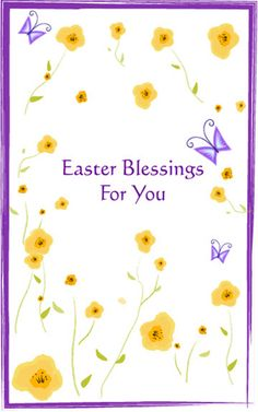 Adult Card E Easter 33
