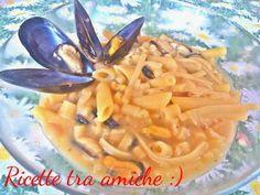 Pasta e #fagioli con le #cozze