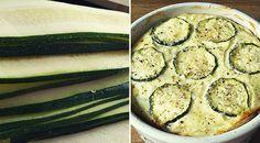 Low-Carb Zucchini-Lasagne