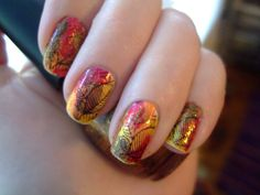 Awesome Fall Nails!!!