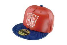 Takara Tomy x New Era - Transformers Cap Bots 0a9ed65591