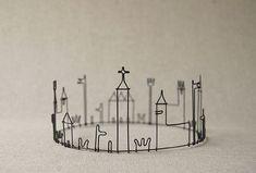 Round Town by Masao Seki. #Wire