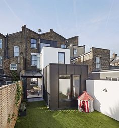 Award winning architects in north London creating great, sustainable architecture Extension Designs, Glass Extension, House Extension Design, Roof Extension, Extension Ideas, Extension Costs, Cottage Extension, Architectural Technologist, Single Storey Extension