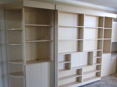 Murphy Bed Bookcase Custom Closet Closets Organization Space Saver Furniture