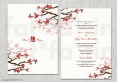 30 Best Chinese Wedding Invitation Card Images Chinese