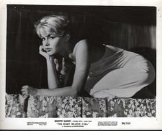Brigitte Bardot  The Night Heaven Fell 1958 8 X 10 Photo  (38304)