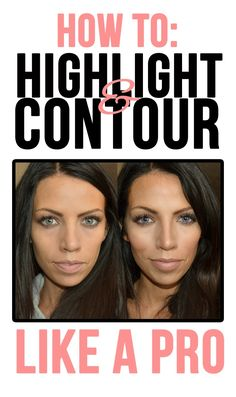 amazing tricks, you will never do your makeup the same again! highlight and contour tricks