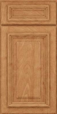 KraftMaid Cabinets -Square Raised Panel - Solid (AA3M) Maple in Toffee from waybuild
