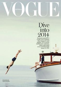 Vogue Covers; Nautical; Boats