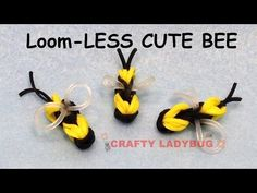 Rainbow Loom BEACH UMBRELLA Charm (Difficult). Designed and loomed by Crafty Ladybug. Click photo for YouTube tutorial. 08/13/14.