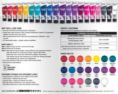 Joico Color Intensity Fact Sheet Color Intensity's intermixable formula can be applied straight from the tube, or mixed and mingled ...
