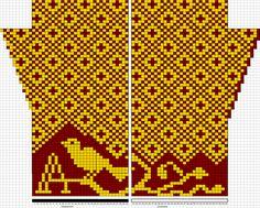 Ravelry: KnittingMneme's X-Mas I
