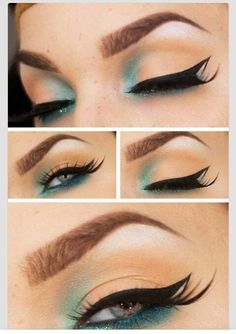 Carol Ri  Vodpod: Eye makeup #Lockerz