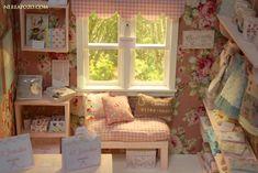 """El Jardin moda"" Diorama"