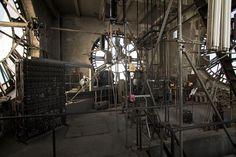 clock tower interior - Google Search