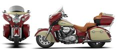2015 Indian Roadmaster Red & Ivory Cream Motorcycle See Jay for details, now taking deposits on yours jay@indiantriumph.com