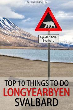 Longyearbyen Svalbar
