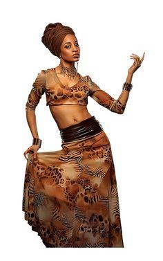 Tube Femme noire - (page 2) -