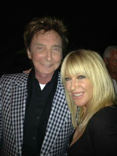 Suzanne Somers, Barry Manilow, Are You The One, The Man, Besties, Love Him, I Love Him