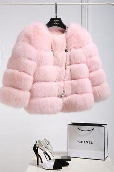 Fur Coat , New trends