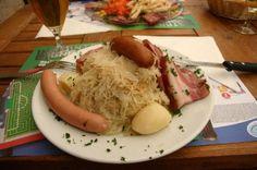 Recette facile de choucroute alsacienne à l'ancienne