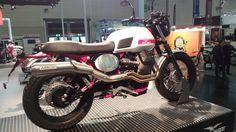 Moto Guzzi #intermot #caferacercult #crc