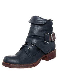 2eb550edabb Bottines   Boots Zign Bottines à lacets - noir noir  130